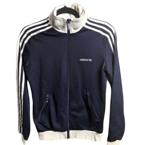 Adidas 40th anniversary retro trefoil jacket